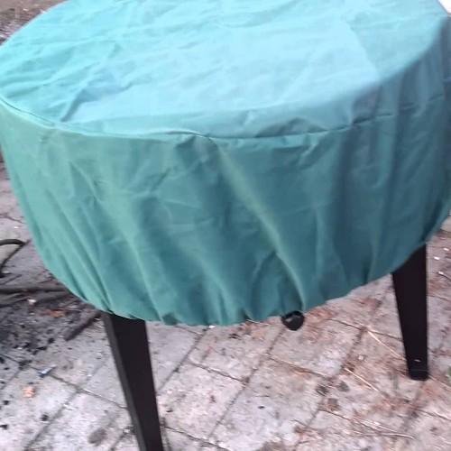 Vented Polyvinyl All-Weather Cover
